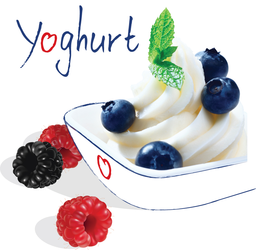 Afbeelding Frozen Yoghurt
