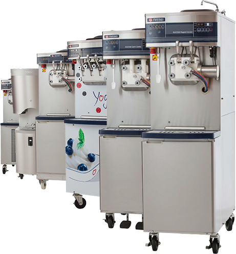 Nissei machine assortiment