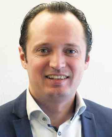 Pavel van der Heiden - NISSEI teamlid