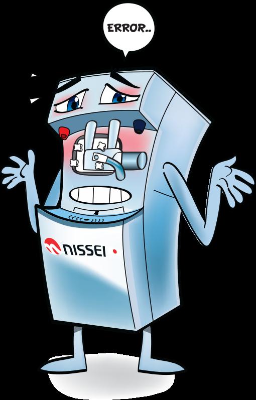 Errors | NISSEI